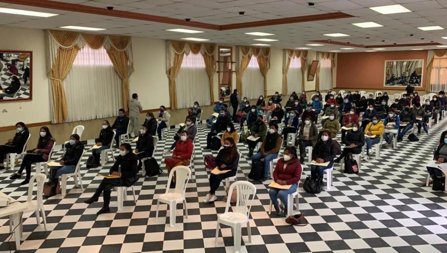 8.110 notarios y notarias fueron designados para la Elección del 7 de marzo
