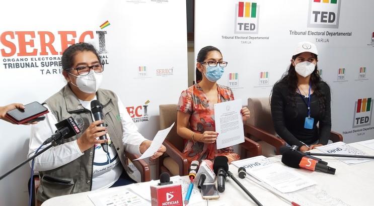 Observa Bolivia-TEDTarija
