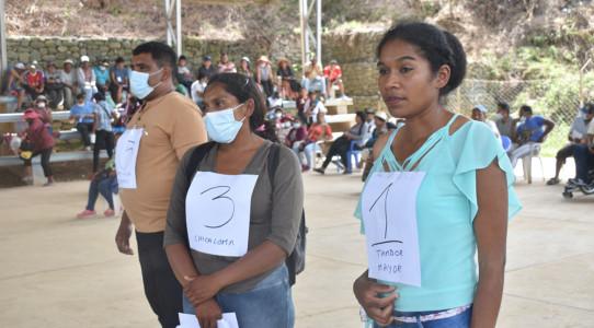Eligen por normas y procedimientos propios a dos representantes afrobolivianos para la Asamblea Departamental de La Paz