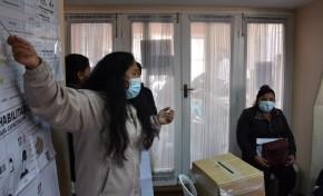 El TED La Paz inicia la capacitación a notarios electorales de provincias para la segunda vuelta