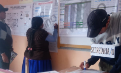 Inició la capacitación a juradas y jurados electorales rezagados en La Paz