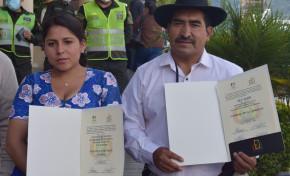 El TED Cochabamba entrega credenciales a más de 700 autoridades electas del gobierno departamental y de 47 municipios