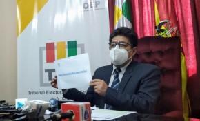 TED La Paz recibirá solicitudes de excusas de jurados electorales hasta el viernes 26 de marzo