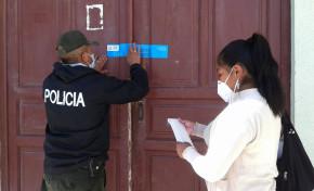Las maletas electorales llegan a los recintos más alejados de Potosí
