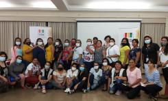 El TSE y el TED Santa Cruz capacitan a mujeres indígenas que conformarán un grupo de observación electoral