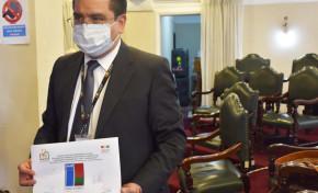 Segunda vuelta en La Paz: Definen en sorteo público la ubicación de los candidatos en la papeleta