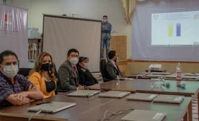 Segunda vuelta en Chuquisaca: Sortean la ubicación de los candidatos en la papeleta electoral