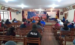 Concluye la jornada electoral en Potosí con más del 60% de participación ciudadana