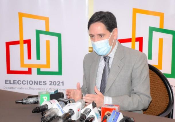 TSE insta a organizaciones políticas a desplegar delegados para verificar desarrollo de elecciones