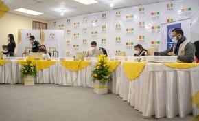 Computan el 90,91% de actas de la elección en segunda vuelta del gobernador de Chuquisaca
