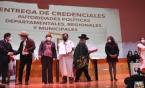 El TED La Paz acredita a 1.172 autoridades elegidas el 7 de marzo