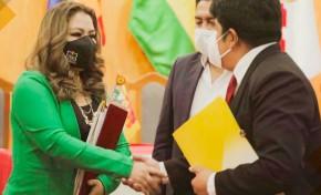 El TED Chuquisaca y la Dirección Departamental de Educación planifican la conformación de gobiernos estudiantiles