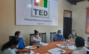 Autoridades electorales y educativas del Beni coordinan actividades para conformar gobiernos estudiantiles