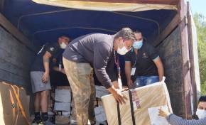 El TED Tarija inicia la distribución de 1.881 maletas electorales para la segunda vuelta