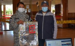 Segunda vuelta: reportan 97,48% de actas computadas en La Paz