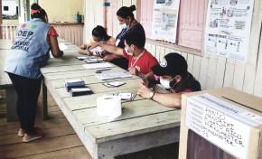El TED Pando espera dos actas del municipio de Puerto Rico para concluir el cómputo departamental