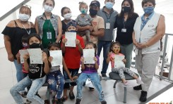 """El Serecí Santa Cruz entrega 364 certificados de nacimiento gratuitos en la campaña """"Mi primer certificado"""""""