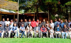 El PNUD califica de ejemplar el trabajo del TED Oruro en la Elección 2021