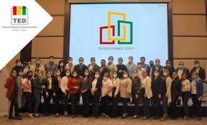El TED Santa Cruz evalúa dificultades y logros de la Elección 2021