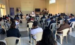 Capacitan a maestros, directores y autoridades educativas para la conformación de gobiernos estudiantiles en Chuquisaca