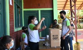 169 unidades educativas de Pando eligieron representantes para sus gobiernos estudiantiles