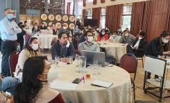 Autoridades y personal del TED Tarija evalúan el proceso electoral con apoyo del PNUD