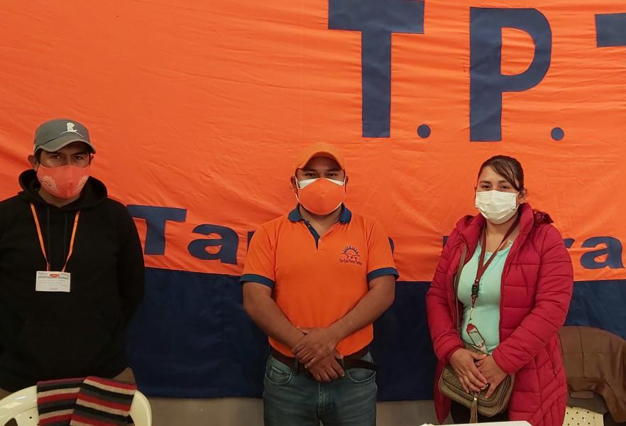 La agrupación ciudadana Tarija Para Todos elige a su comité ejecutivo departamental
