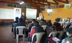 Democracia comunitaria: maestros de las UE de Raqaypampa se preparan para guiar la elección de gobiernos estudiantiles