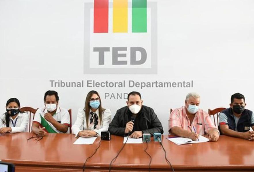 CONFERENCIA TED PANDO