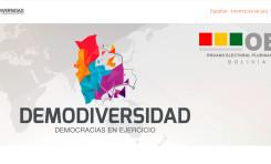 Santa Cruz: maestros y estudiantes de secundaria participan en el curso virtual sobre democracia intercultural