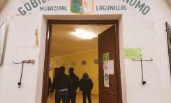 Vocales del TSE visitan Lagunillas para coordinar el avance del referendo de conversión de municipio a AIOC