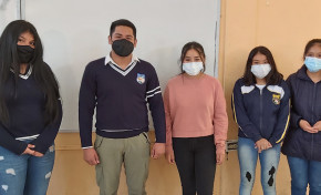 117 unidades educativas de Tarija eligieron representantes para sus gobiernos estudiantiles