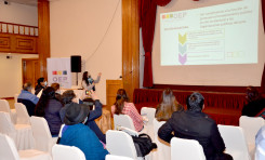 Organizaciones políticas de alcance nacional participan en el diagnóstico de necesidades para diseñar un plan de fortalecimiento público en año no electoral