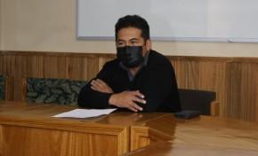 El vocal Rudy Huayllas Huarachi se integra al trabajo del TED Oruro