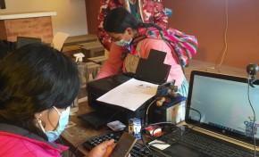 Cuatro comunidades indígenas de Cochabamba se benefician con saneamiento documental y certificados de nacimiento gratuitos