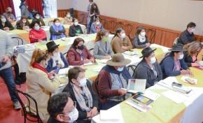 Mujeres asambleístas de Chuquisaca identifican las formas más comunes de acoso y violencia política