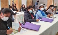 Asambleístas mujeres de Tarija identifican las vías de denuncia para situaciones de acoso y violencia política