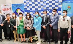 Campaña Cochabamba: Serecí llega a ocho centros de acogida con certificados de nacimiento gratuitos