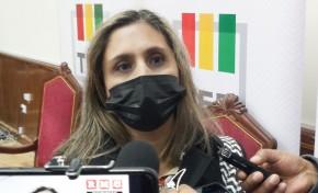 Ivone del Rosario Martínez asume la presidencia del TED Tarija