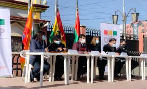 El Alto cuenta con una nueva oficina desconcentrada del Serecí que brindará todos sus servicios