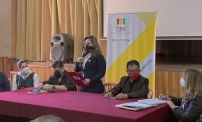 El Sifde del TED Chuquisaca supervisó la Elección del Consejo de Administración y Vigilancia de Cotes