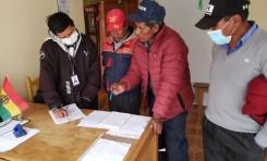 Socios de la Cooperativa de Electrificación Paria acuden a las urnas para elegir a ocho consejeros