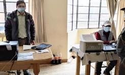 Pobladores de Pucarani y Batallas se benefician con una campaña de saneamiento documental y certificaciones