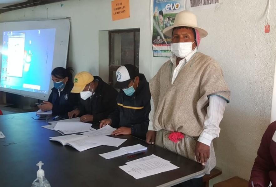 Los Uru Chipaya preparan la elección de sus autoridades bajo normas y procedimientos propios