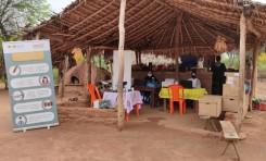 Tarija: cinco comunidades del pueblo Guaraní se benefician con una campaña de saneamiento, certificación gratuita y otros servicios del OEP