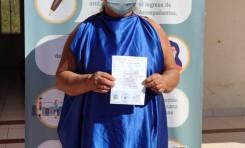 OEP activa campaña en las comunidades indígenas de Yuati, Chorequepiau, Yukimbia y Tentapiau para brindar servicios registrales