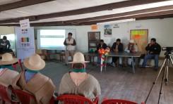 Con apoyo técnico del TED Oruro, la nación Uru Chipaya redactó tres documentos para la elección de autoridades originarias