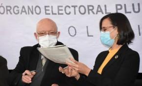 OEP y PNUD ponen en marcha la tercera fase de un proyecto de fortalecimiento institucional en periodo no electoral