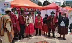 El TED La Paz participa en la Feria de las Democracias y acompaña las exposiciones de 62 estudiantes de escuelas de formación de maestros