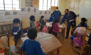 Oruro: las localidades de Corque y Llapallapani se benefician con servicios registrales por encargo del OEP